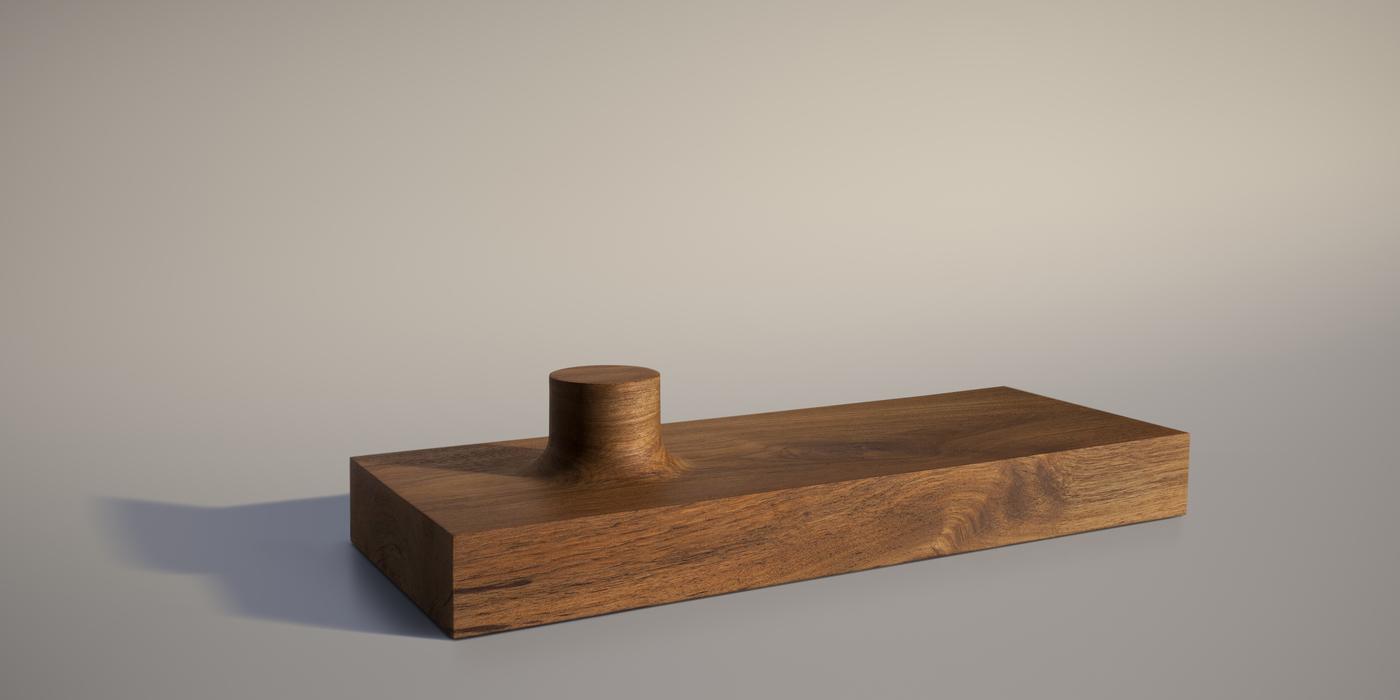 Escultura abstracta geometrica images - Esculturas de madera abstractas ...
